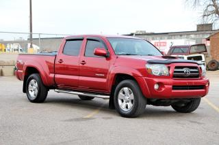 Used 2010 Toyota Tacoma SR5 4X4 for sale in Brampton, ON
