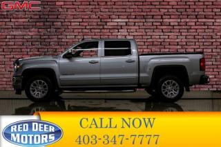 Used 2018 GMC Sierra 1500 4x4 Crew Cab SLE Z71 BCam for sale in Red Deer, AB