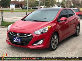 Used 2013 Hyundai Elantra GT SE w/Tech Pkg|LOW KM|NO ACCIDENT|PAN.SUNROOF|CERT. for sale in Oakville, ON