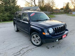 Used 2015 Jeep Patriot High Altitude for sale in Ajax, ON