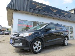 Used 2016 Ford Escape SE,LOADED,POWER HEATED SEATS,BLUETOOTH,CAMERA for sale in Mississauga, ON