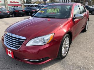 Used 2013 Chrysler 200 Limited for sale in Scarborough, ON