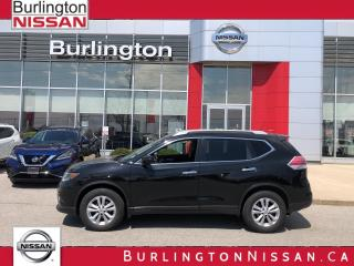 Used 2016 Nissan Rogue SV, FWD, ACCIDENT FREE ! for sale in Burlington, ON