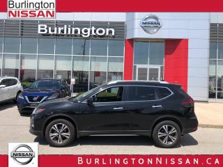 Used 2019 Nissan Rogue SV NAVi, ACCIDENT FREE, for sale in Burlington, ON