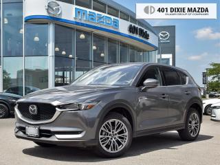 Used 2020 Mazda CX-5 GT Demo Clearance | HUD | BSM | Heated Seats | Hea for sale in Mississauga, ON
