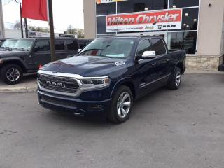 New 2020 RAM 1500 LIMITED CREW 4X4 for sale in Milton, ON