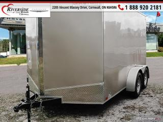Used 2019 Discovery 7' x 12' Cargo Trailer DTH712TA35 for sale in Cornwall, ON