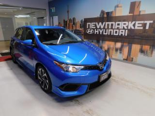 Used 2016 Scion iM Alloys! Back-up Cam! for sale in Newmarket, ON