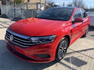 Used 2019 Volkswagen Jetta HIGHLINE MANUAL for sale in Hamilton, ON
