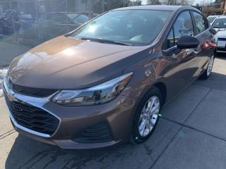 Used 2019 Chevrolet Cruze 4dr Sdn Lt for sale in Hamilton, ON
