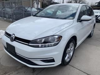 Used 2019 Volkswagen Golf Sportwagen DSG 4MOTION for sale in Hamilton, ON