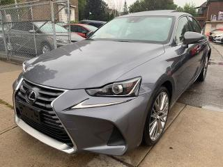 Used 2017 Lexus IS 300 4dr Sdn AWD for sale in Hamilton, ON