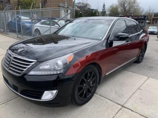 Used 2015 Hyundai Equus 4dr Sdn for sale in Hamilton, ON