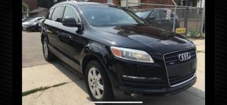 Used 2009 Audi Q7 3.6 for sale in Hamilton, ON