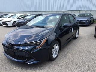 New 2020 Toyota Corolla 2W 4CY H/BACK SE for sale in Mississauga, ON
