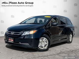 Used 2017 Honda Odyssey LX | OFF LEASE | CLEAN CARFAX | 7 DAY EXCHANGE for sale in Richmond Hill, ON