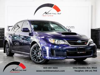 Used 2011 Subaru Impreza WRX STI|6-Speed Manual|Heated Seats for sale in Vaughan, ON