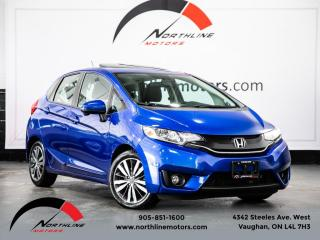 Used 2015 Honda Fit Hatchback|Backup Camera|Heated Seats|Power Sunroof for sale in Vaughan, ON
