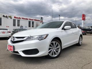 Used 2016 Acura ILX Tech Pkg - Leather - Sunroof - Navigation for sale in Mississauga, ON