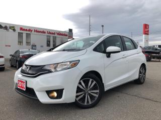 Used 2016 Honda Fit EX - Sunroof - Alloy wheels - Rear Camera for sale in Mississauga, ON