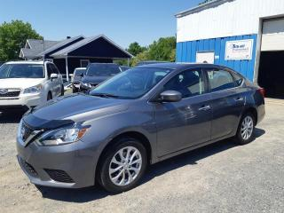 Used 2016 Nissan Sentra Berline 4 portes, CVT SV for sale in St-Pierre-Les-Becquets, QC