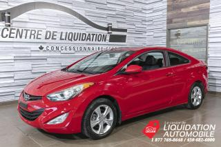 Used 2013 Hyundai Elantra GLS+TOIT+MAGS+BLUETOOTH for sale in Laval, QC