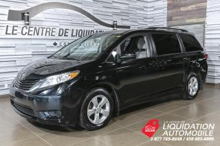 Used 2017 Toyota Sienna LE+MAGS+CAM/REC+A/C+BLUETOOTH for sale in Laval, QC