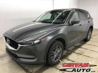 Used 2018 Mazda CX-5 GS AWD GPS BLUETOOTH SIÈGES/VOLANT CHAUFFANTS CAMÉRA DE RECUL for sale in Trois-Rivières, QC