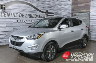 Used 2015 Hyundai Tucson GLS+AWD+A/C+TOI/OUV+MAGS+BLUETOOTH for sale in Laval, QC