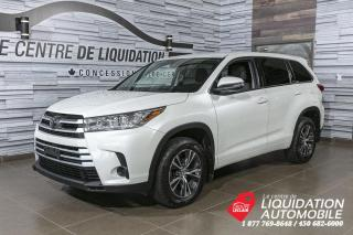 Used 2018 Toyota Highlander LE+AWD+MAGS+A/C+CAM/REC for sale in Laval, QC