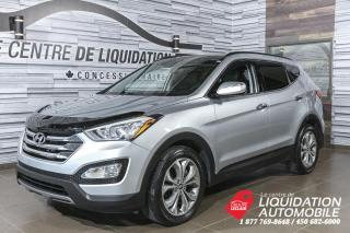 Used 2015 Hyundai Santa Fe Sport SE+AWD+MAGS+A/C+TOIT+VAMR/REC for sale in Laval, QC