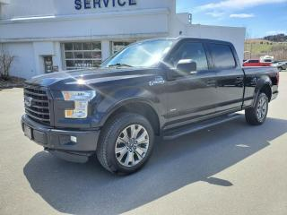 Used 2016 Ford F-150 SPORT FX4 SUPERCREW ÉCOBOOST 3.5L 4X4 for sale in Vallée-Jonction, QC