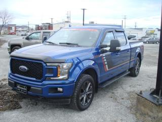 Used 2018 Ford F-150 4WD Super Crew 157'' WB for sale in Thetford Mines, QC