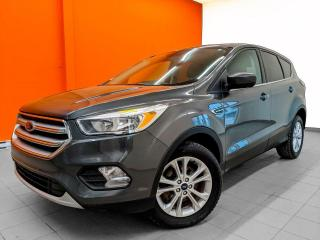 Used 2017 Ford Escape SE CAMÉRA BLUETOOTH *SIÈGES CHAUFFANTS* for sale in St-Jérôme, QC