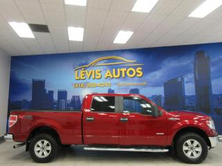Used 2014 Ford F-150 XLT XTR SUPERCREW CAB ECOBOOST 3.5L 1046 for sale in Lévis, QC