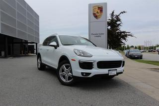 Used 2016 Porsche Cayenne S w/ Tip for sale in Langley City, BC