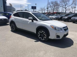 Used 2017 Subaru XV Crosstrek SPORT * CVT * TOIT * MAGS * EYESIGHT for sale in Trois-Rivières, QC