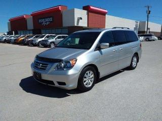 Used 2008 Honda Odyssey EX-L 4dr FWD 4 Door for sale in Steinbach, MB