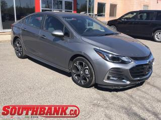 Used 2019 Chevrolet Cruze LT for sale in Ottawa, ON