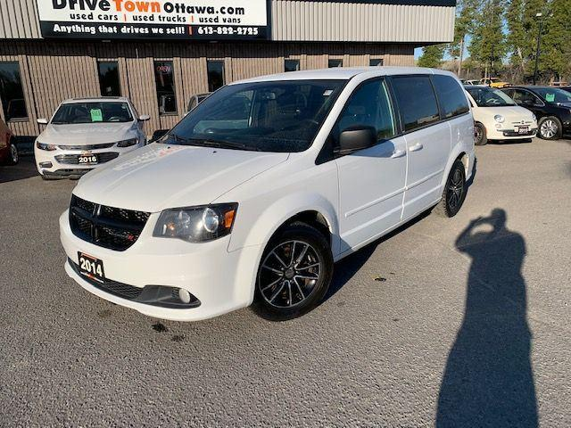 2014 Dodge Grand Caravan GT **LOADED**DVD**