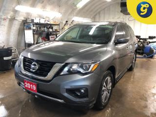 Used 2019 Nissan Pathfinder SL * 4WD * 7 Passenger * Navigation * Sunroof * Leather * Power Lift-Gate * Blind Spot Warning (BSW) Blind Spot * Intelligent Emergency Braking (IEB) for sale in Cambridge, ON