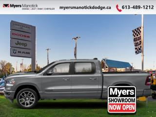 New 2020 RAM 1500 Sport  -  Android Auto -  Apple CarPlay - $386 B/W for sale in Ottawa, ON