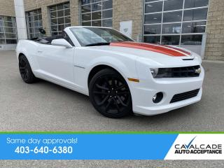 Used 2012 Chevrolet Camaro SS for sale in Calgary, AB