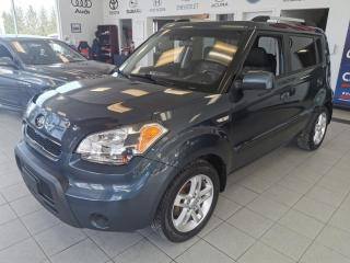 Used 2010 Kia Soul 5 PORTES 2U / MANUEL / CRUISE / AIR CLIM for sale in Sherbrooke, QC