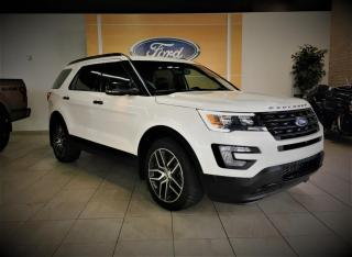 Used 2017 Ford Explorer SPORT - CUIR/TOIT/GPS - ECOBOOST for sale in Drummondville, QC