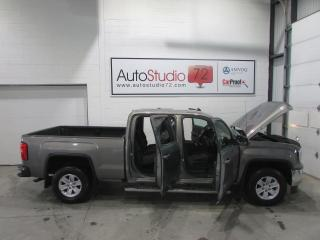 Used 2017 GMC Sierra 1500 SLE**4X4**CREW CAB for sale in Mirabel, QC