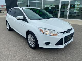 Used 2014 Ford Focus SE for sale in Ingersoll, ON