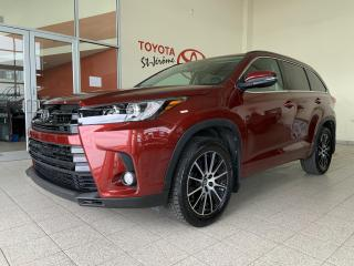Used 2017 Toyota Highlander * AWD * SE * GPS * MAGS * 29 000 KM * for sale in Mirabel, QC