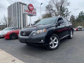 Used 2011 Lexus RX 350 AWD for sale in Cambridge, ON