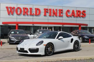 Used 2017 Porsche 911 Turbo S | LOADED! | Sharkwerks exhaust! for sale in Etobicoke, ON